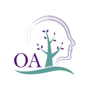 Logo Olaya Alcaraz Psicóloga. Psicoterapia Breve en Madrid.
