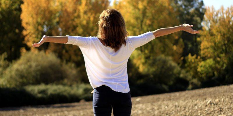 Respirando feliz y con sana autoestima